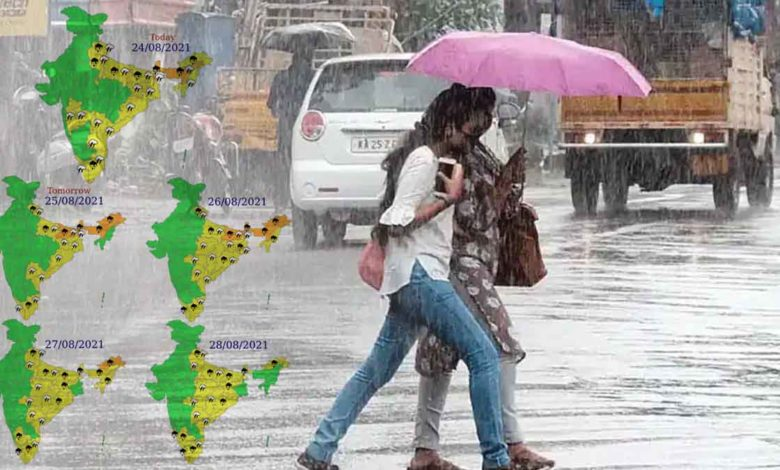 IMD-warned-for-heavy-rain-in-north-and-central-India