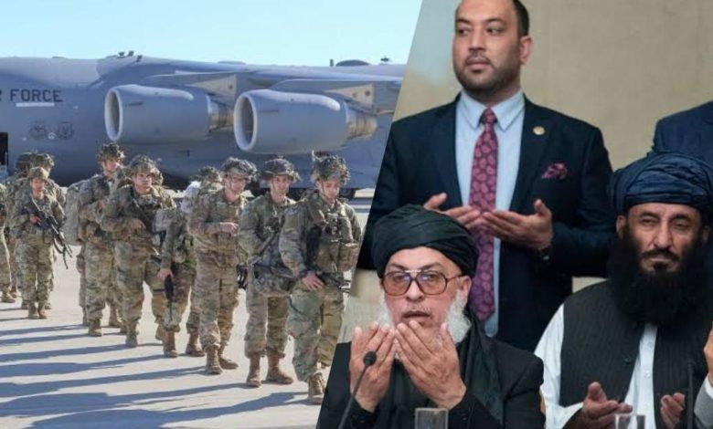 Talibani became peacekeepers after seeing US army in Afghanistan