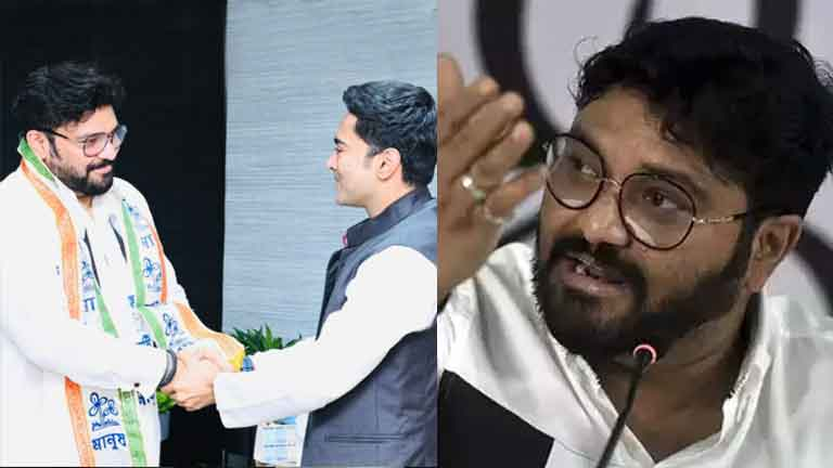 After-joining-Trinamool,-Babul-Supriyo-told-the-reason-for-BJP's-defeat-in-Bengal