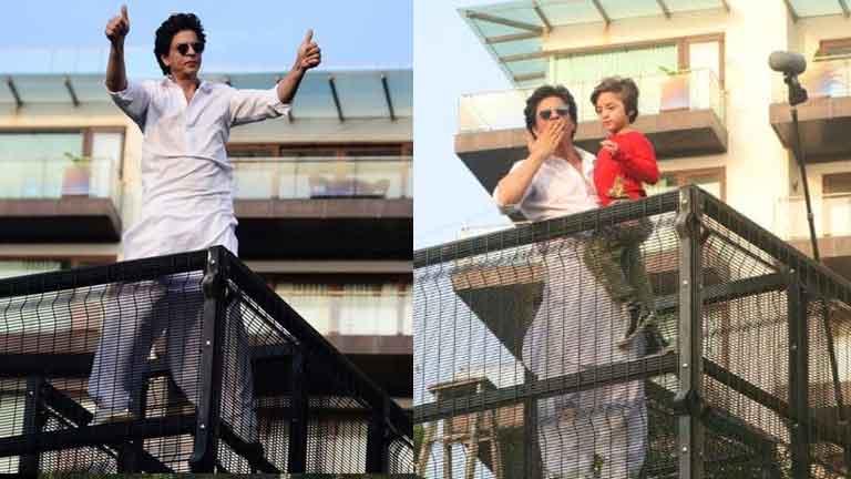 Shahrukh-Khan-Mannat